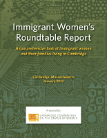 Immigrant Women's Roundtable Report